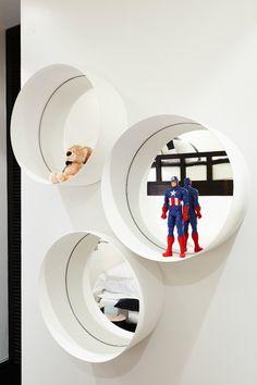 La habitación infantil - AD España, © D. R.