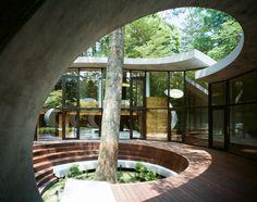 ARTechnic Architects - Casa de campo circular
