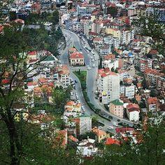 SERT MEHMET.  TRABZON. TURKEY Alpine Meadow, Black Sea, Dream Vacations, Geography, Istanbul, Ale, Natural Beauty, City Photo, Turkey