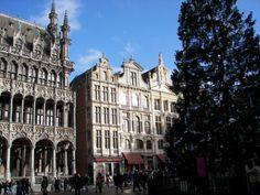 Grand Place Brussels #belgica #bruselas