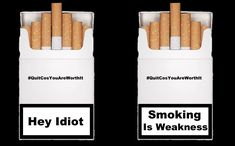 """This hypothetical anti smoking """"ego"""" campaign takes the human optimism bias (""""Won't happen to me"""") into account when trying to encourage people to stop Anti Smoking, Smoking Campaigns, Smoke, Shit Happens, Marketing, Optimism, Advertising, People, People Illustration"""