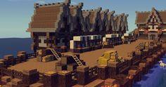 Dock Minecraft Project