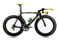 Pinarello Graal Team Sky time trial bike for Wiggins