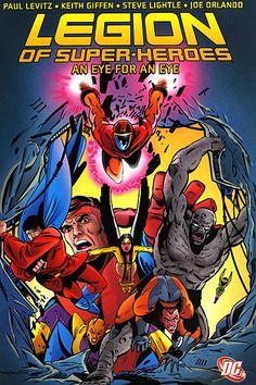 The Great Comic Book Cull Of 2010/2011 Part 20: DC Comics – Legion ...