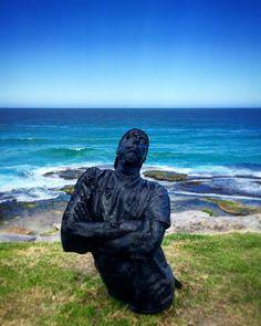 #sculpturebythesea2015 #sydney #bondi #sydneylife #sydneycity #sydneyaustralia #ilovesydney #cityofsydney #sydneylocal #bondibeachsydney #bondibeach by 93173calina http://ift.tt/1KBxVYg