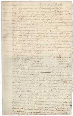Letter from Cyrus Baldwin to Loammi Baldwin, 15 August 1765