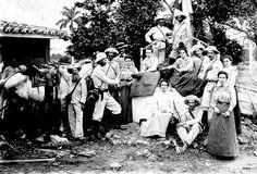 Soldados cubanos (1898)