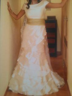 ¡Nuevo vestido publicado!  Lazaro Gomez (Josec – T38 ¡por sólo 850€! ¡Ahorra un 69%!   http://www.weddalia.com/es/tienda-vender-vestido-novia/lazaro-gomez-josec-t38/ #VestidosDeNovia vía www.weddalia.com/es