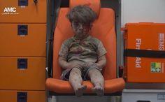 Bilder aus Aleppo: Die Schrecken des Krieges in einem Kindergesicht - SPIEGEL ONLINE - Politik