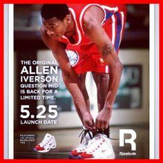 Allen Iverson is back...