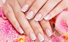 What Is an American Manicure? #American manicure #nail art