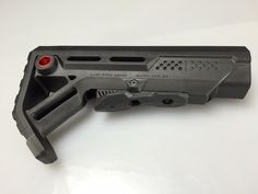 I don't usually post buttstocks, but this looks cool.