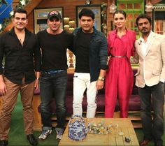 The Kapil Sharma Show (TKSS) 10th September 2016 Guests Promote Freaky Ali movie