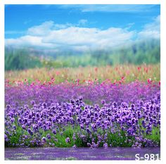 5x5ft Vinyl Outdoors Spring Photography Background Florets Backdrop Studio Props #LFEEY #Floral