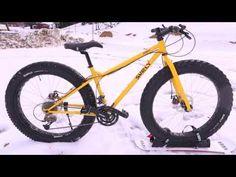 Attach Ski to Bike - Bikeboards fatbike snow - Supercompressor.com