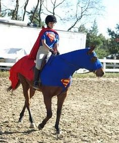 superman horse rider costumes so trying this for next year - Who Wrote The Halloween Theme Song