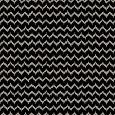 <span>Black and gray chevron line this in this print from the Spooktacular Too collection by Maude Ashbury.</span>