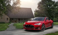 """Tesla Announces 762-hp Model S, """"Ludicrous"""" Mode, New Base Model –News – Car and Driver   Car and Driver Blog"""