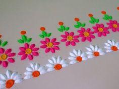 Super Easy Innovative Border Rangoli Designs Using Spoons Simple Rangoli Designs Images, Rangoli Designs Flower, Rangoli Border Designs, Colorful Rangoli Designs, Rangoli Designs Diwali, Flower Rangoli, Beautiful Rangoli Designs, Kolam Designs, Flower Designs