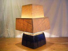 Danish 60's Retro Table lamp Mid Century Modern Design - Fog Morup Lyfa Eames