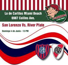Domingo en Lo de Carlitos Miami Beach
