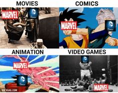 20 Incredible Memes That Show DC Is Better Than Marvel – TAT