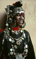 A Tissant woman from southern Morocco