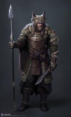 Fighter Ranger Barbarian