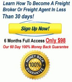 Freight Broker Sample Resume If You Want To Become A Freight Broker Earning Big Money It's .