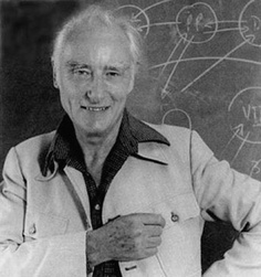 Francis Crick, #Nobel prize winner for being co-discoverer of structure of #DNA and how it passes on genetic information - died on this day in 2004. #genetics #science
