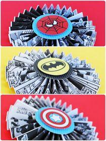 Decoração festa Homem Aranha