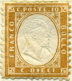 1855 italy stamp | Victorian Era Italian Stamps - Stamp Community Forum