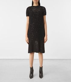 Alyse Embellished Dress