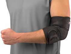 Mueller Adjustable Elbow Support, Black, One Size >>> More info could be found at the image url. (This is an Amazon affiliate link)