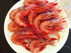 The best prawn of Menorca
