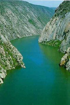 Navegando por las riberas del Río Duero