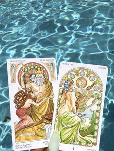 King Of Wands + Ace of Pentacles = I'm in charge of my dreams. King Of Wands, Ace Of Pentacles, Fire Signs, Setting Goals, Sagittarius, My Dream, Tarot, Meditation, Tarot Cards