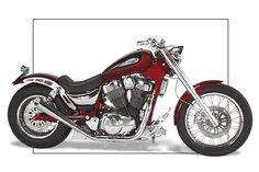 Thunderbike, Custom VL1400, Evoslide 1