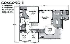 Add a bedroom to the front for L then his room would be a mud/ craft room