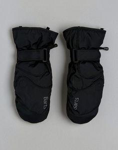 cheap for discount 63a5f 97224 Barts - Klassische Ski-Fausthandschuhe - Schwarz Jetzt bestellen unter   mode.lad.