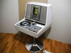 Mid-Century Modern Freak   1976–1978 Rosita Stereo Commander Luxus   Model:...