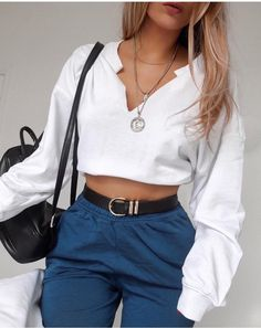 everyday outfits for moms,everyday outfits simple,everyday outfits casual,everyday outfits for women Girly Outfits, Mode Outfits, Trendy Outfits, Fall Outfits, Summer Outfits, Fashion Outfits, Womens Fashion, Fashion Trends, Runway Fashion