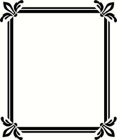 simple frame clipart clipart kid house ideas pinterest rh pinterest com clipart picture frame for gravestone clipart picture frame vintage