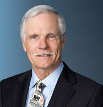 Ted Turner - Media mogul & philanthropist. Famous for creating Turner Broadcasting System which in turn created CNN, HLN, TBS, TNT, Cartoon Network, Boomerang, truTV, and Turner Classic Movies. Also created Captain Planet & The Planeteers.