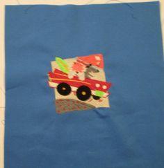 """Embroidered Quilting Squares, Quilt Blocks, 8"""" X 8"""" Square*, Quilt Square"""