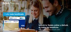 Tarjeta de Crédito BBVA Francés
