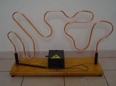 Vague électrique - jeu bois géant adresse estaminet Science Projects, School Projects, Projects For Kids, Outdoor Games For Kids, Fun Fair, Geek Crafts, Carnival Games, Backyard Games, Table Games