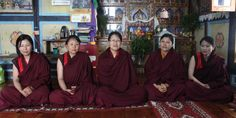 Short-term nuns hope to return in bigger groups Five women who became nuns for a week at Kila Goemba in Paro will complete the programme today. Zhung Dratshang's Leytshog Lopen conducted a ceremony on August 26 during which the women donned nun's habit took vows and ordination meant for common people .