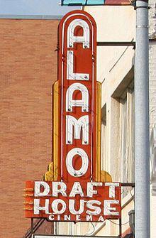 Alamo Drafthouse Cinema - Austin, TX