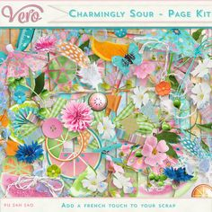 Personal Use :: Kits :: Charmingly Sour [Page Kit] #the Studio #All I Want